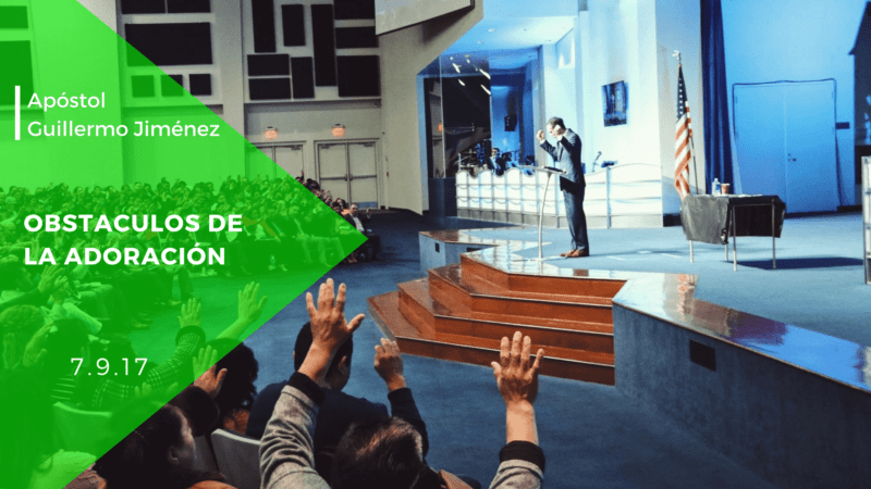 Obstáculos de la adoración