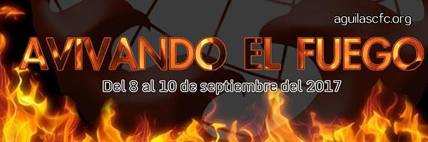 Retiro Avivando el Fuego del 8-10 de septiembre